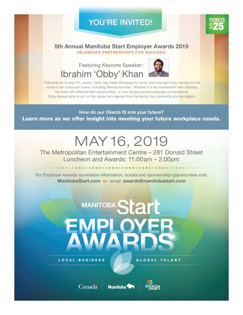 2019 Employer Awards Promo