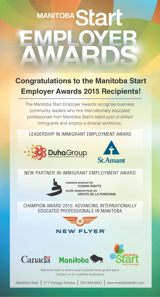 Congratulations to Award Recipients