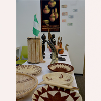 Nigeria Exhibit